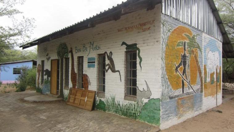 Bana Ba Metsi School